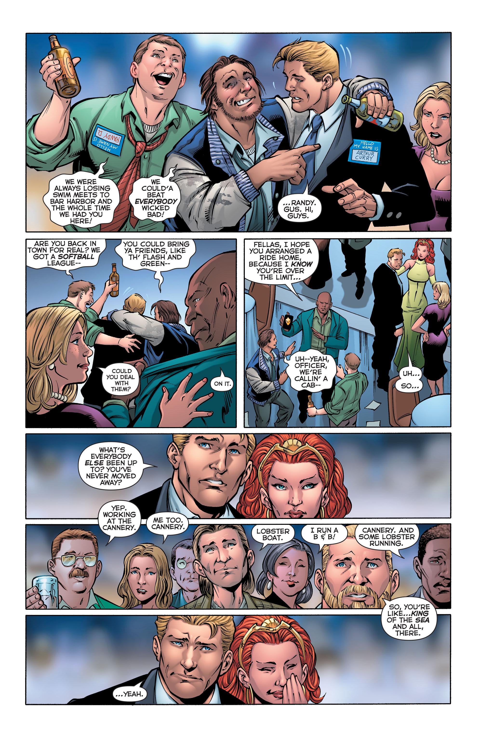 Read online Aquaman (2011) comic -  Issue #28 - 16