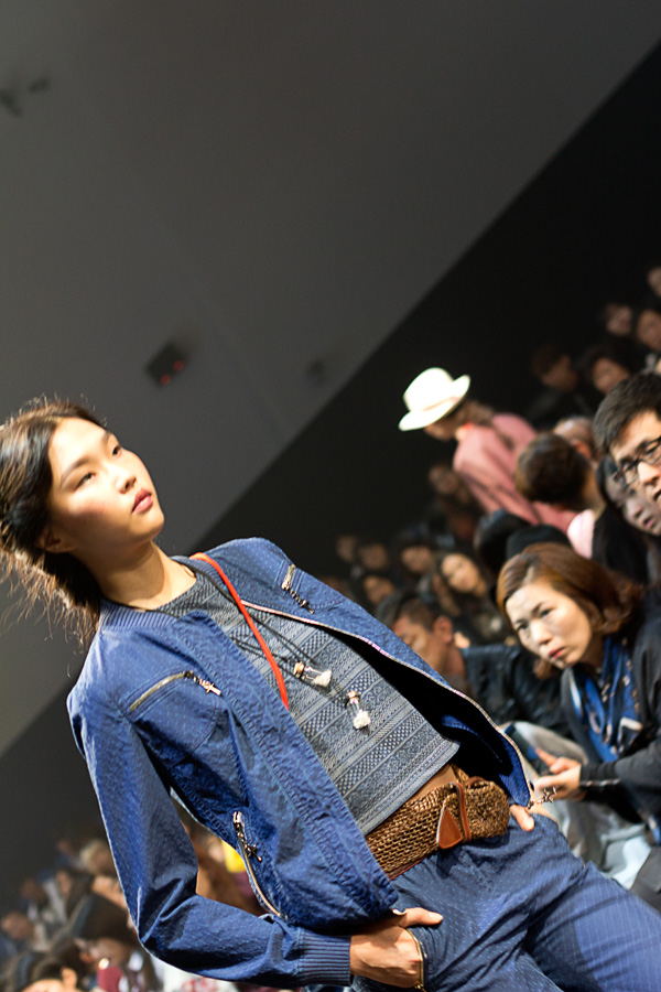 Kimdongsoon Ultimo, seoul fashion week, ss16, fashion show, runway, korean fashion,  서울패션위크, all denim