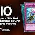 Side Deck de 0.79 centavos de dolar o menos: 10 cartas de Side Deck muy económicas que deberías probar