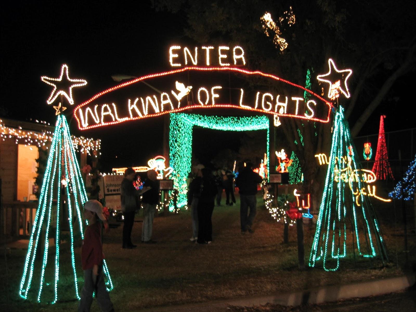 Marble Falls Christmas Lights.Abt Unk Advent Calendar Christmas Lights