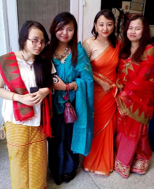 North East Ethnic Dress