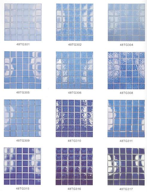 pool tiles