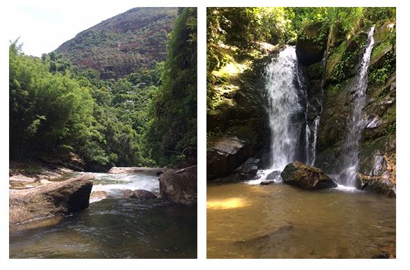 Cachoeiras - São Pedro da Serra, Nova Friburgo/RJ