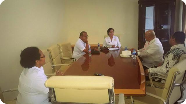 Pemerintah Filipina Bukan Kerja Sama Dagang dengan Pemprov Papua