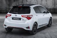 Toyota Yaris GR Sport (2019) Rear Side