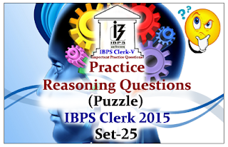 Practice Reasoning Questions (Puzzle) with Explanation