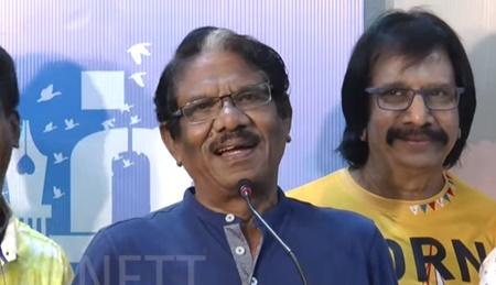 Director Bharathiraja speech
