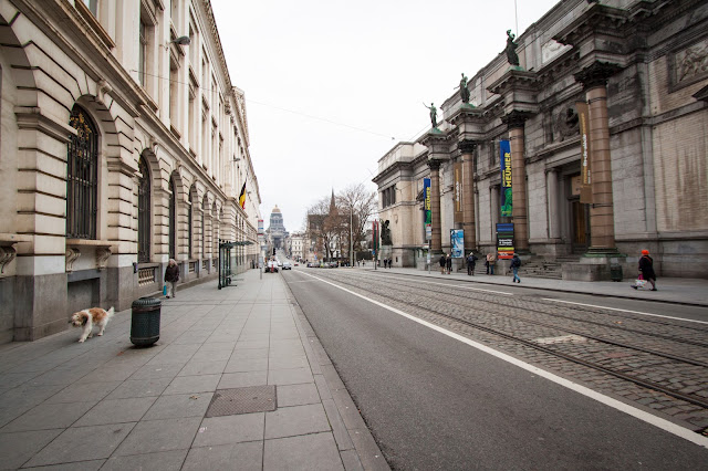 Musée des beaux arts-Bruxelles
