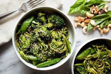 The Ultimate Green Veggie Bowl [Vegan/Gluten-free]