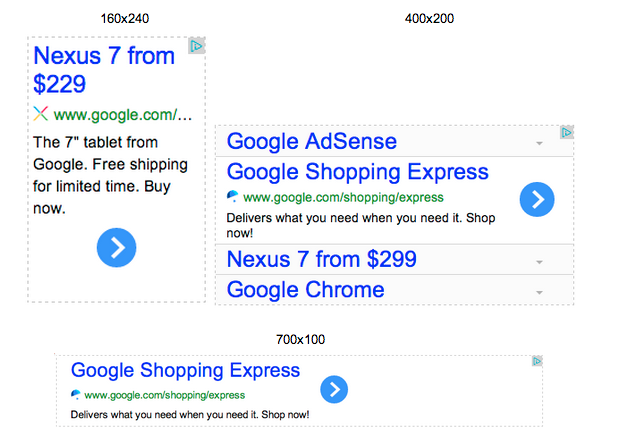 Custom Adsense Unit