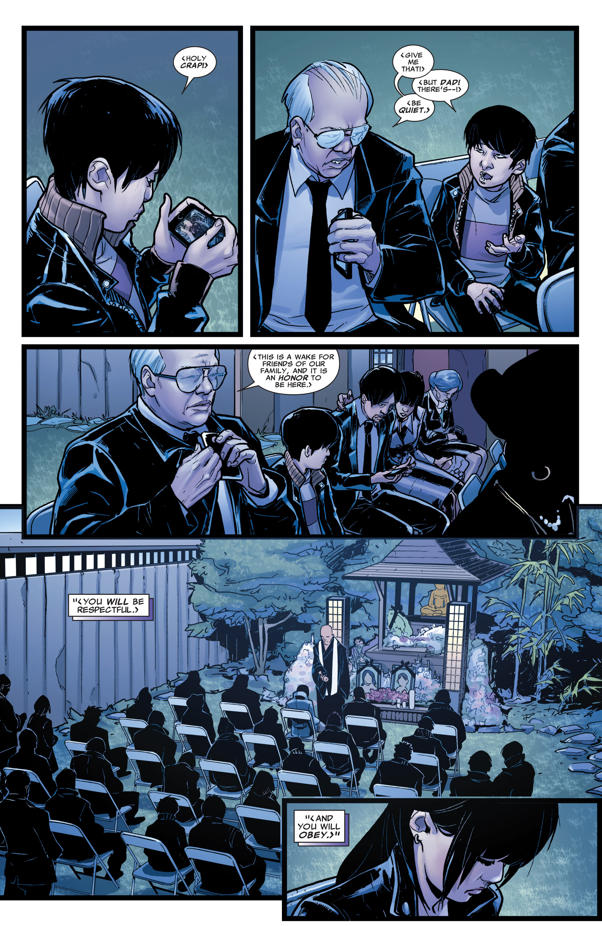 Read online Astonishing X-Men (2004) comic -  Issue #37 - 15