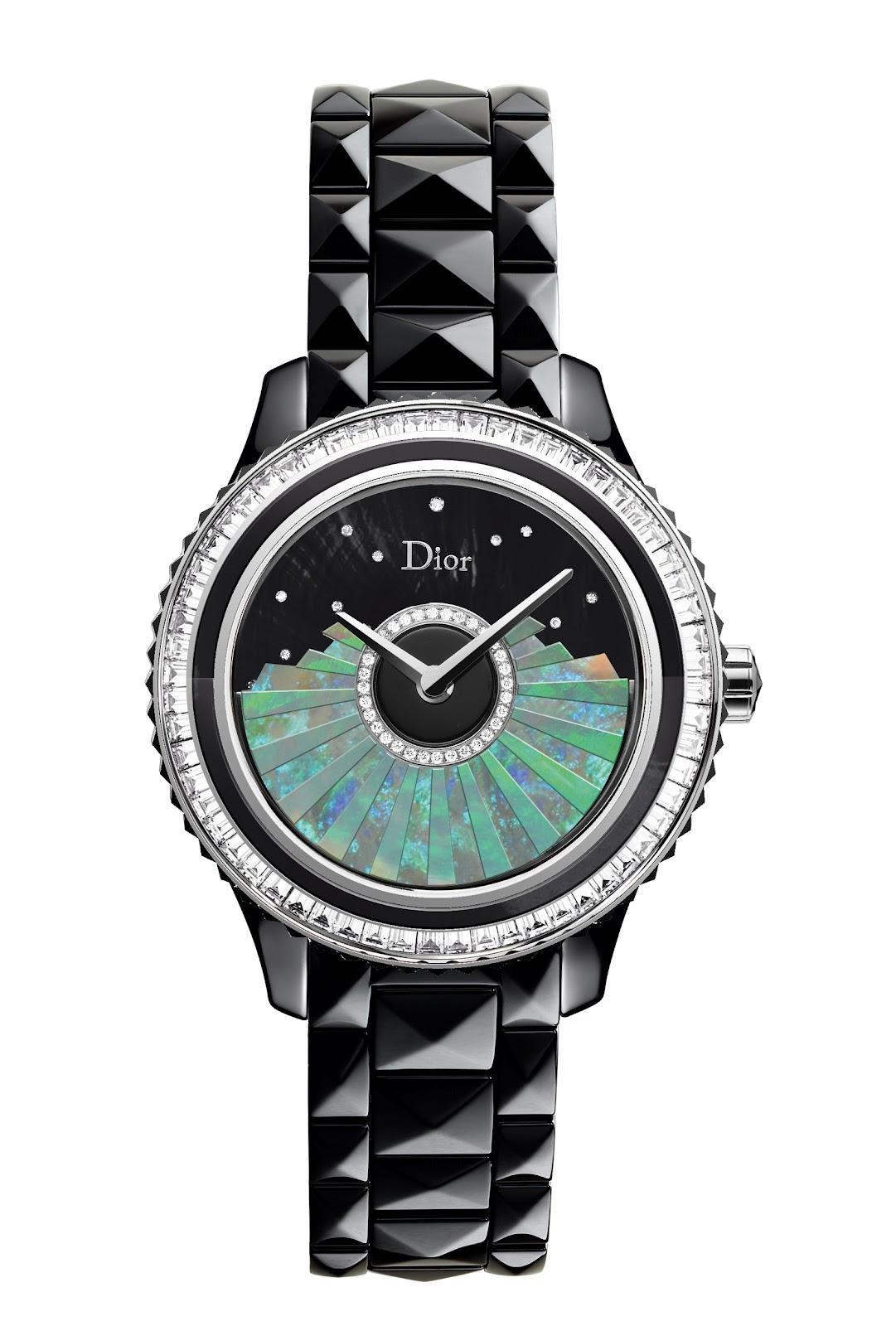 0e8c843ab93 Lunetas com diamantes. Estanques até 50 metros.Limitados as 88 exemplares  cada modelo. Relógios apresentados na Biennale des Antiquaires