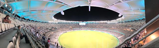 Perth Stadium Opening Day