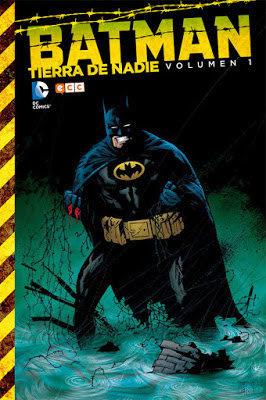 Batman - Tierra de Nadie