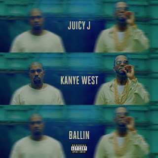 Juicy J Unveils New Single 'Ballin' ft. Kanye West