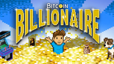 Bitcoins rewarding games