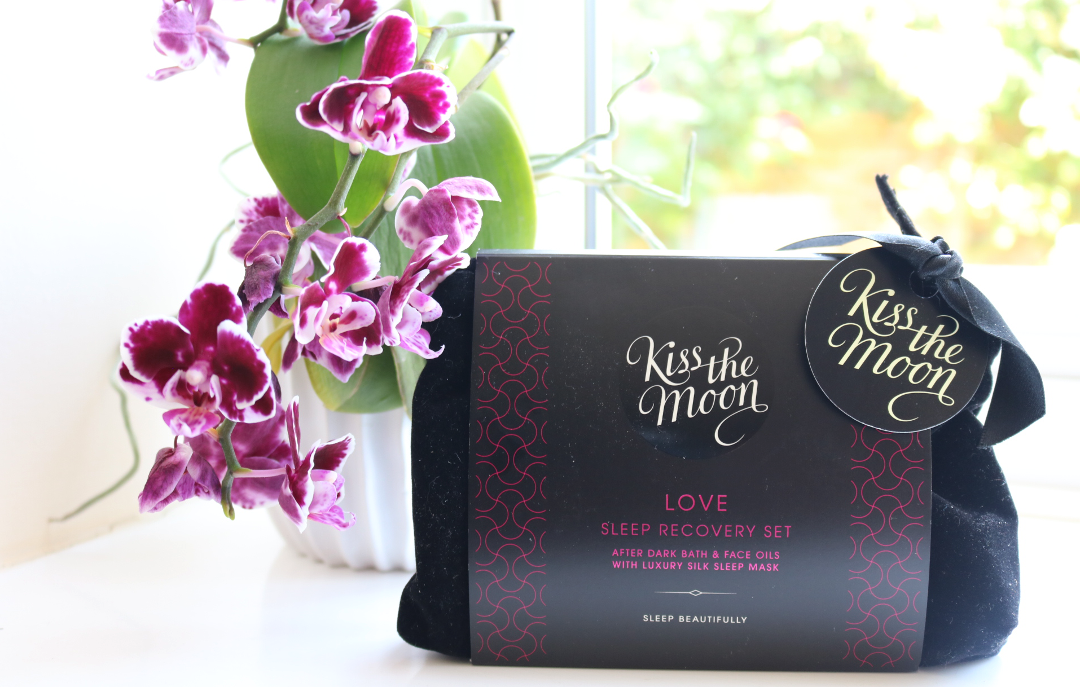 Kiss The Moon Love Sleep Recovery Set review