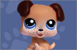 LPS Puppy Figures