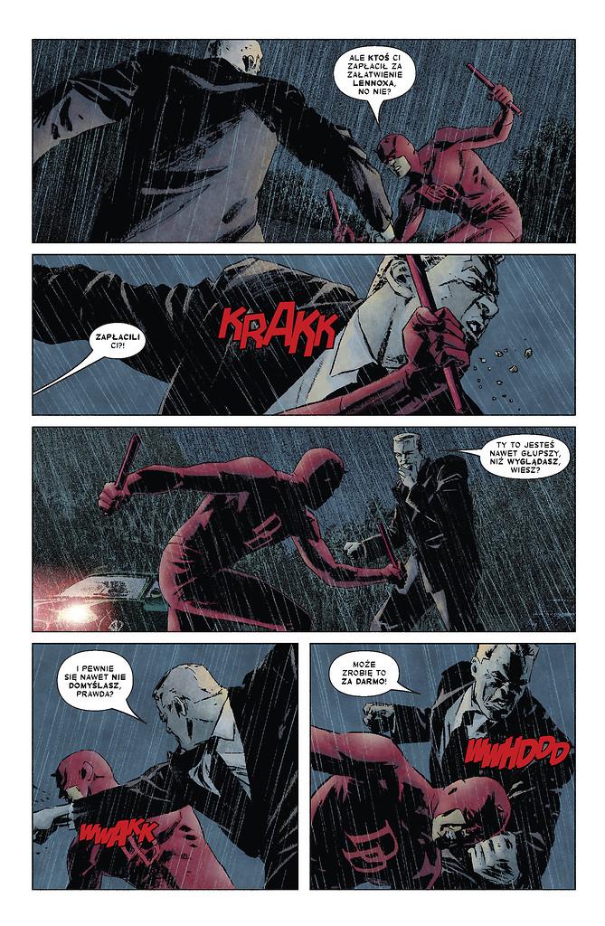 Daredevil tom 4 przykładowa strona