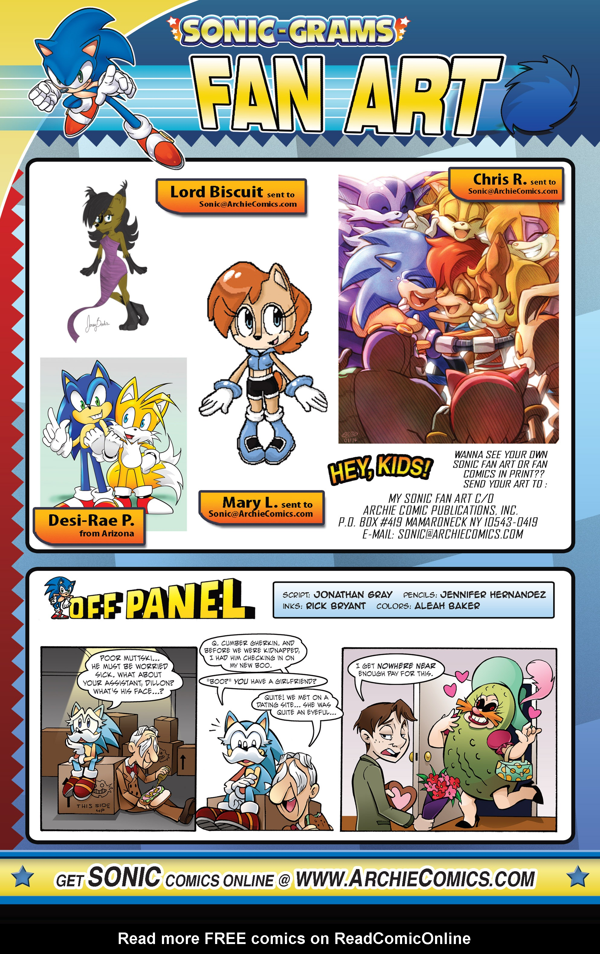 Read online Sonic The Hedgehog comic -  Issue #258 - 27