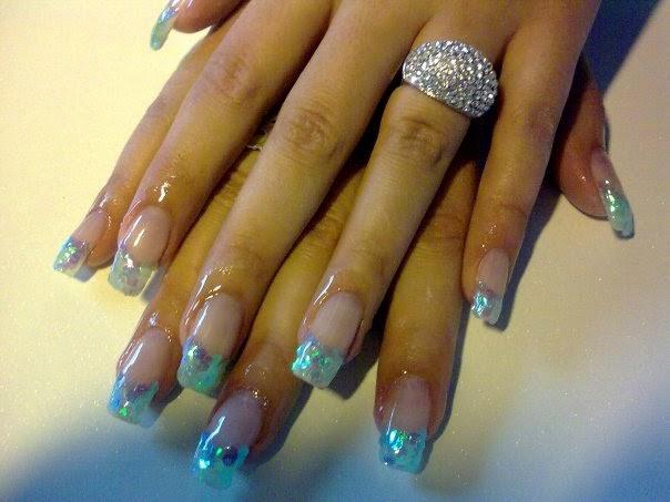acrylic nail design of 2015-2016