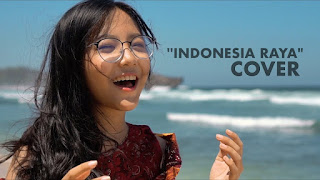 AlffyRev ft Misellia Ikwan - Indonesia Raya (COVER)
