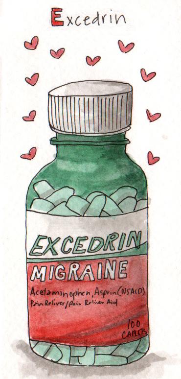 Sick In Bed Illustration Art