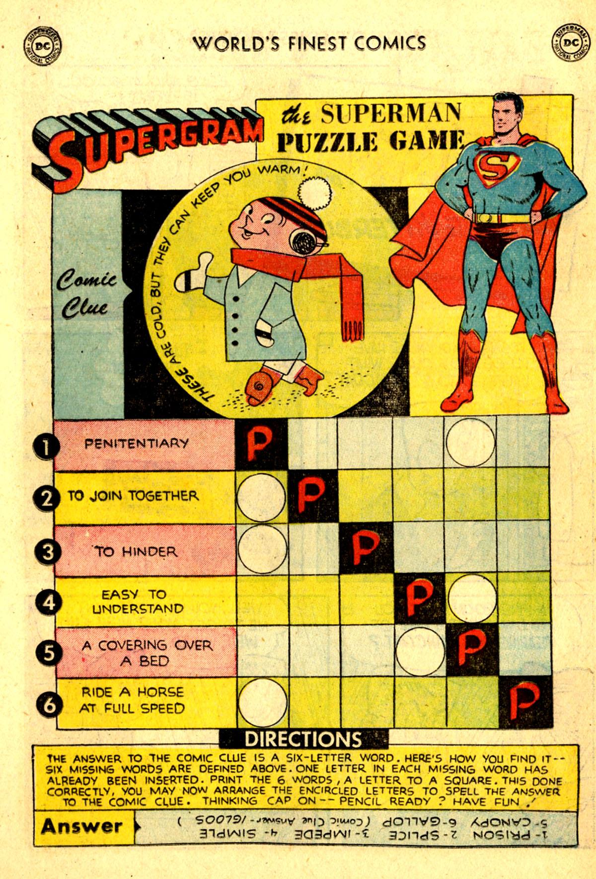 Read online World's Finest Comics comic -  Issue #75 - 24