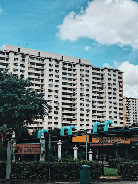 Lor 8 Toa Payoh Food Market
