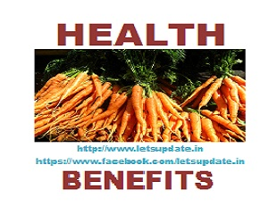 health benefits of carrot-letsupdate