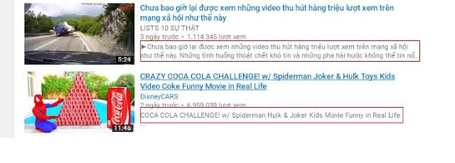 Cách viết mô tả và thẻ tags cho video youtube chuẩn nhất