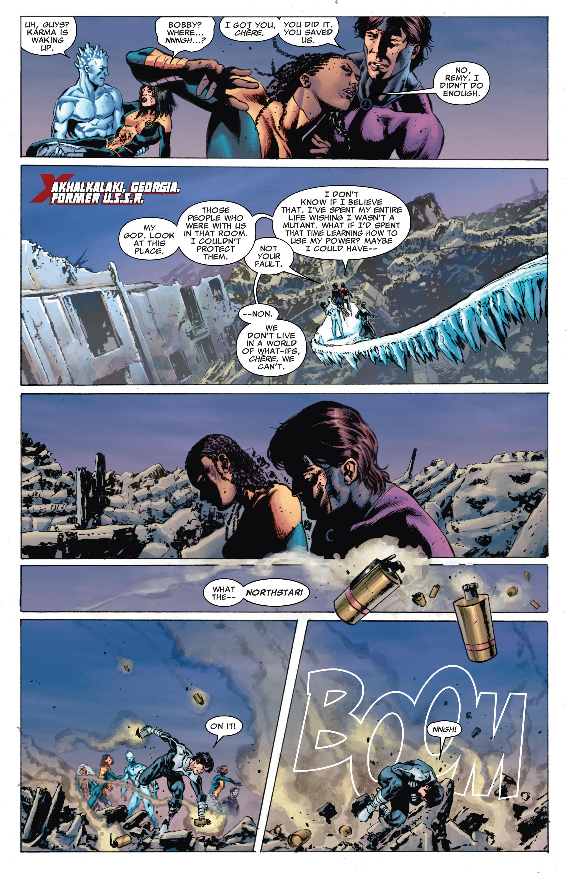 Read online Astonishing X-Men (2004) comic -  Issue #54 - 9