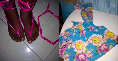 Super Talent! Meet 19-year-old Girl Who Uses Needle and Thread to Make Fashionable Items (Photos)