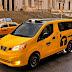 Nissan Evalia akan digunakan sebagai armada taksi di Amerika