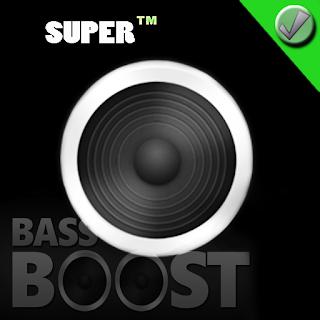 Aplikasi Penguat BASS untuk Android Super Bass booster