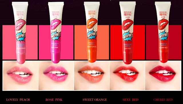 Varian warna Tatto Lips Monomola