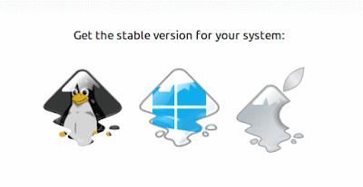 Inkscape aplikasi desain gratis support windows, linux dan mac