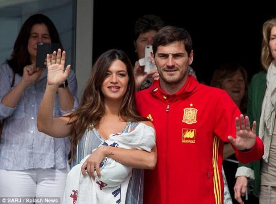 Casillas Spanish Keeper