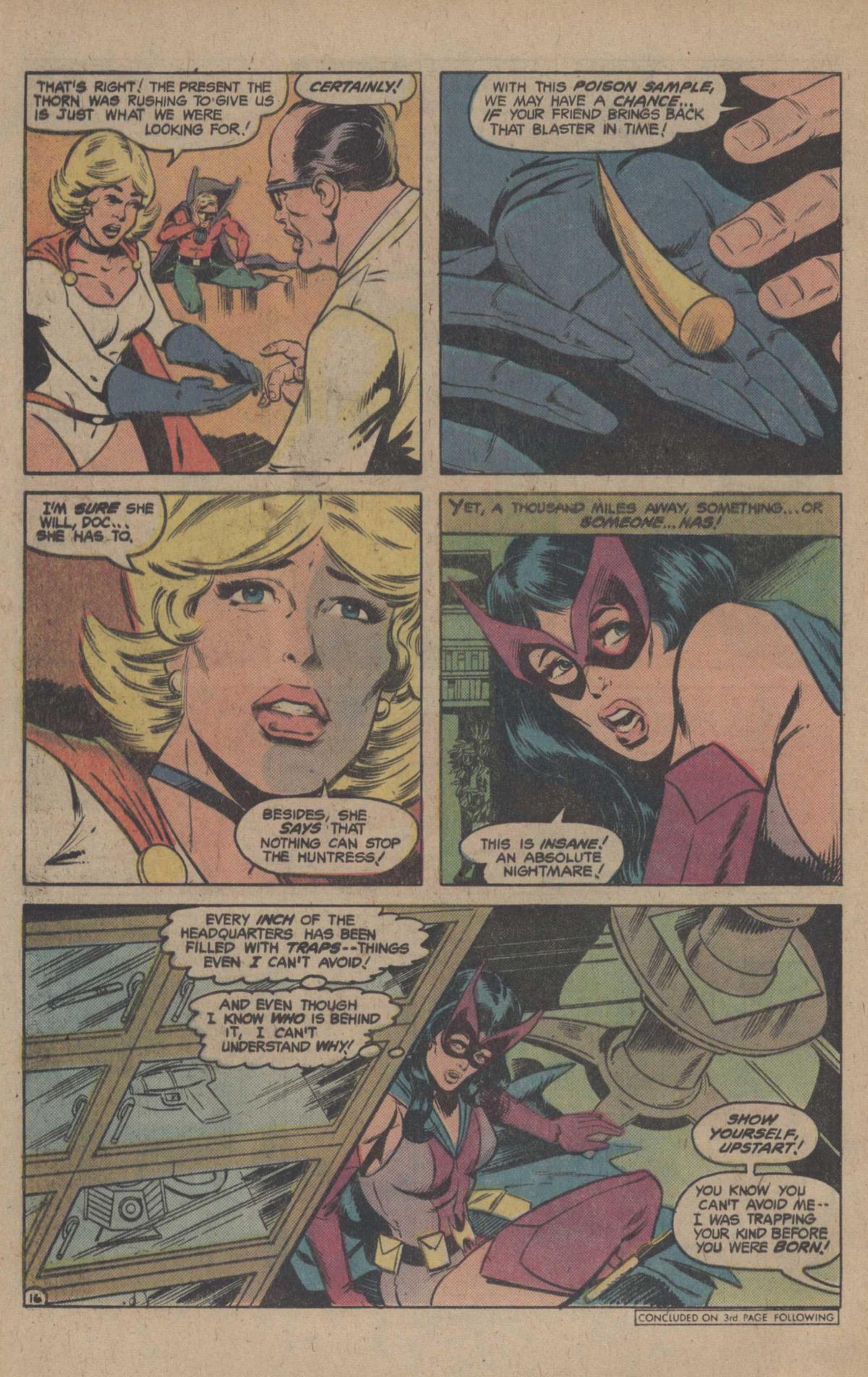 Read online All-Star Comics comic -  Issue #72 - 28