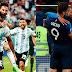Argentina vs Francia EN VIVO ONLINE Octavos de Final por el Mundial Rusia 2018 / 30 de Junio