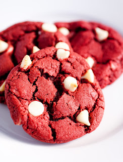 resep cookies strowbery