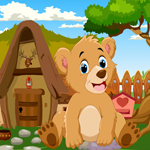 Games4King Cute Bear Resc…