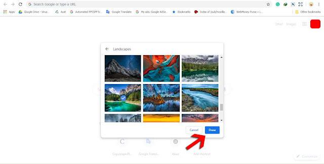 Cara Mengganti Background Google Chrome Mudah dan Cepat ...
