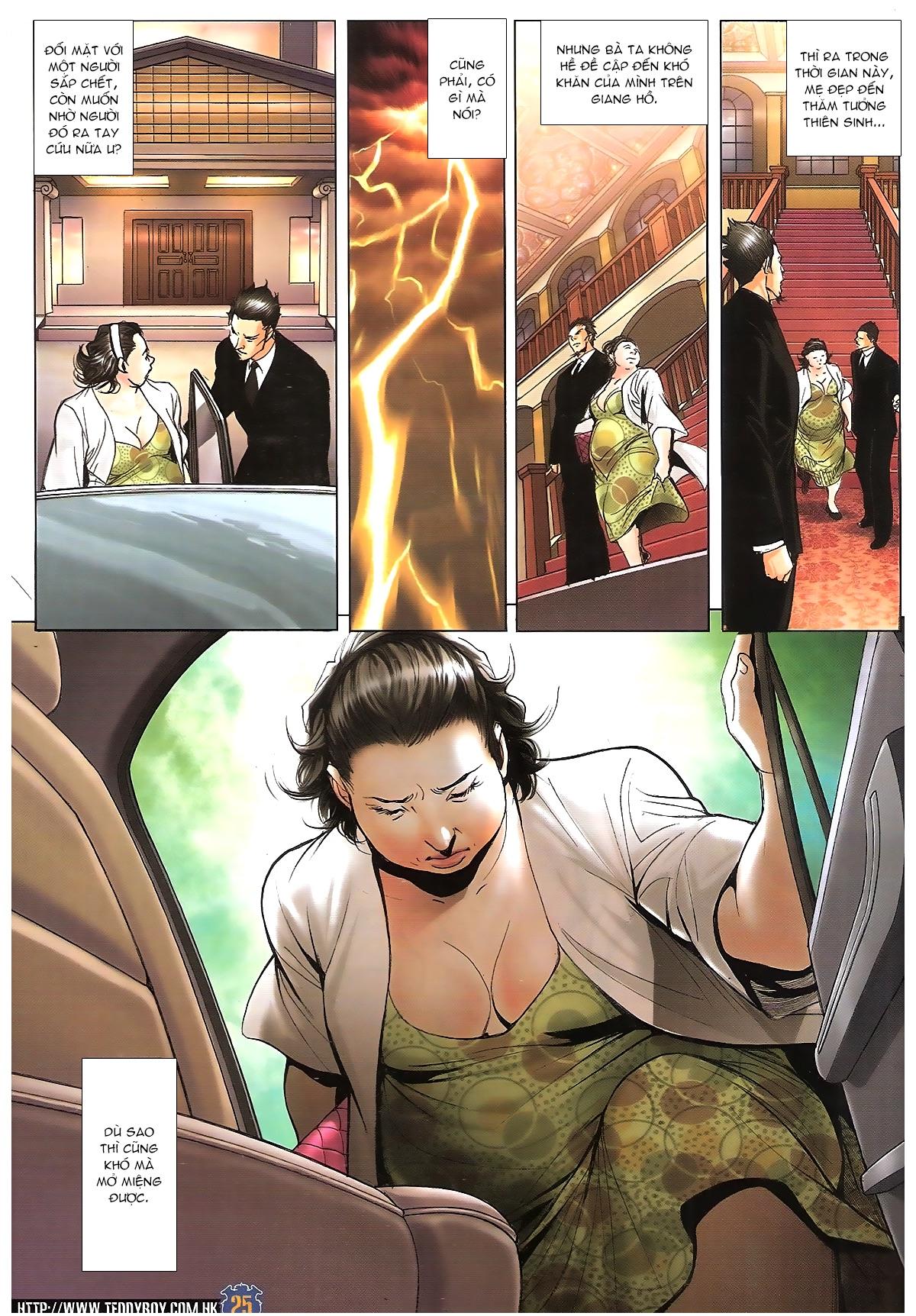 Người Trong Giang Hồ - Chapter 1611: Đại hạn Tưởng Thiên Sinh - Pic 21