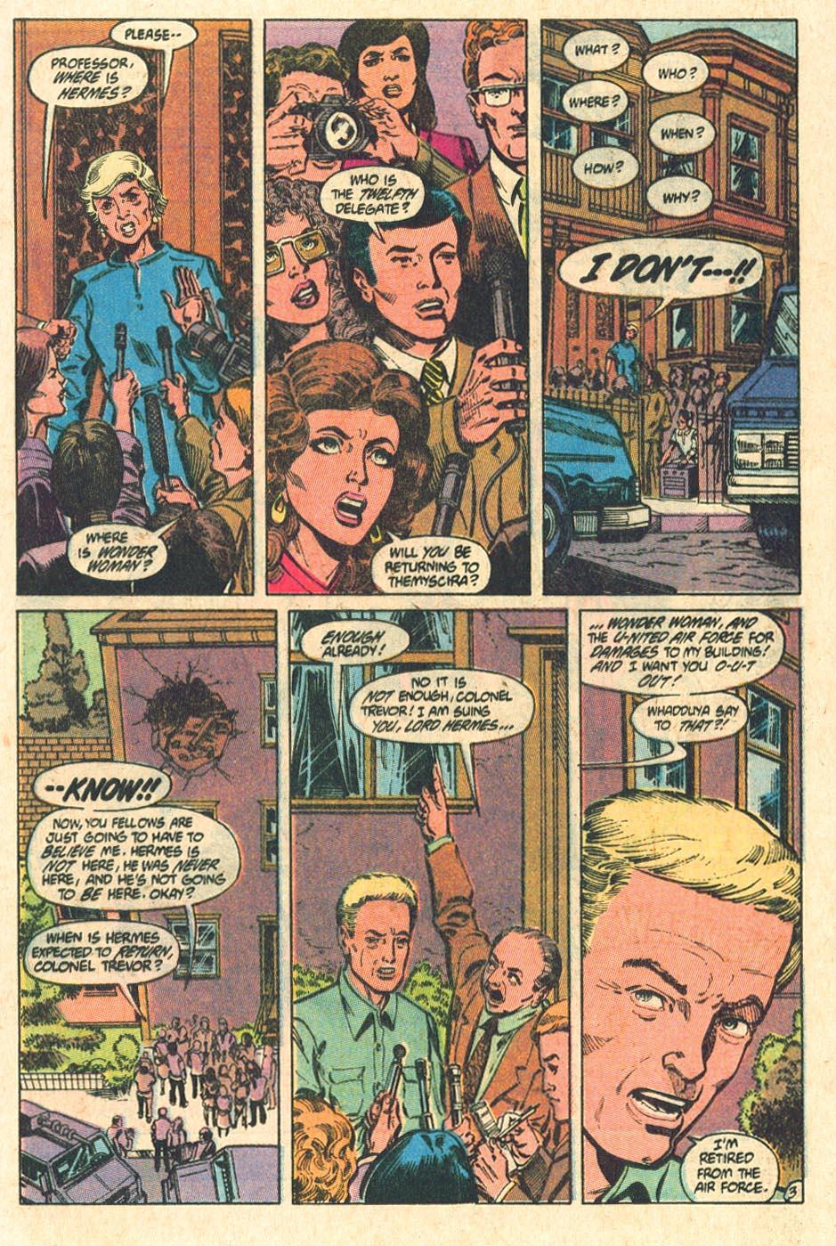 Read online Wonder Woman (1987) comic -  Issue #37 - 5