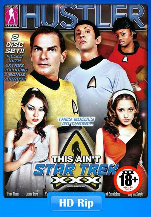 Star Trek Porn Movie Includes Khan?