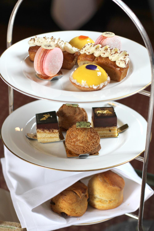 Afternoon tea at Rushton Hall, Northamptonshire - UK luxury travel blog