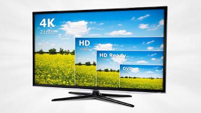 Contraste dinámico pantallas y monitores