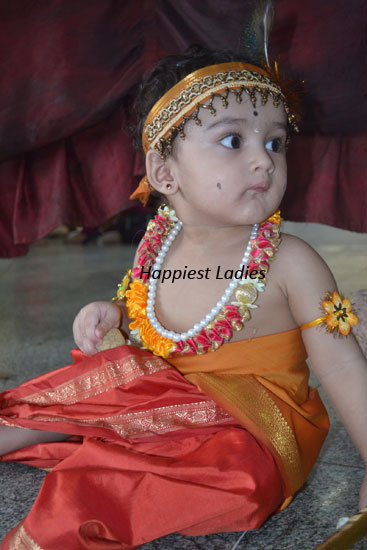 Jewels for Dressing Little Krishna