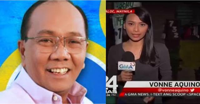"LOOK: Jay Sonza describes GMA Network reporter ""bobo"" and ""tanga"""